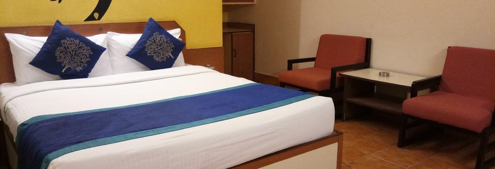 Hotel Telehaus International - Bangalore - Bedroom