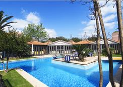 Mancini Park Hotel - Roma - Kolam