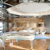 Wyndham Grand Istanbul Kalamis Marina Lobby Lounge