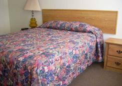 Apache Motel - Moab - Kamar Tidur