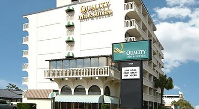 Quality Inn & Suites - Myrtle Beach - Building