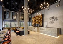 Hotel Yan - Singapura - Lobi