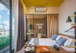 Hotel Yan - Singapura - Kamar Tidur