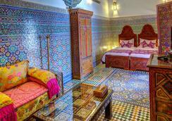 Riad Rcif - Fez - Kamar Tidur