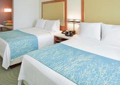 SpringHill Suites by Marriott Houston Brookhollow - Houston - Kamar Tidur