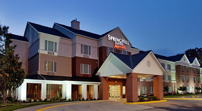 SpringHill Suites by Marriott Houston Brookhollow - Houston - Building