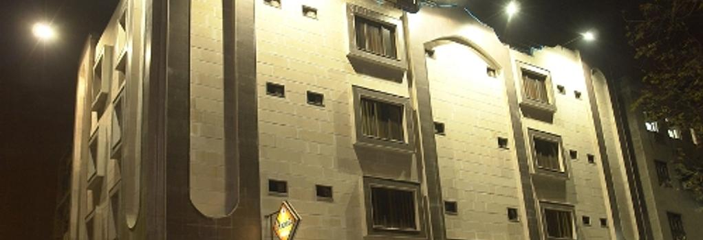 Hotel Anand - New Delhi - Building