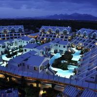 Susesi Luxury Resort Terrace/Patio