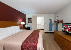 Red Roof Inn Cedar Rapids - Cedar Rapids - Kamar Tidur