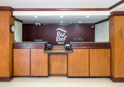 Red Roof Inn Cedar Rapids - Cedar Rapids - Lobi