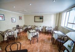 Hotel Sahara Inn - Santiago - Restoran