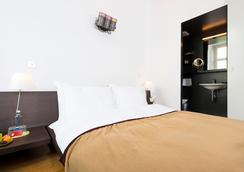 Design Hotel Plattenhof - Zurich - Kamar Tidur
