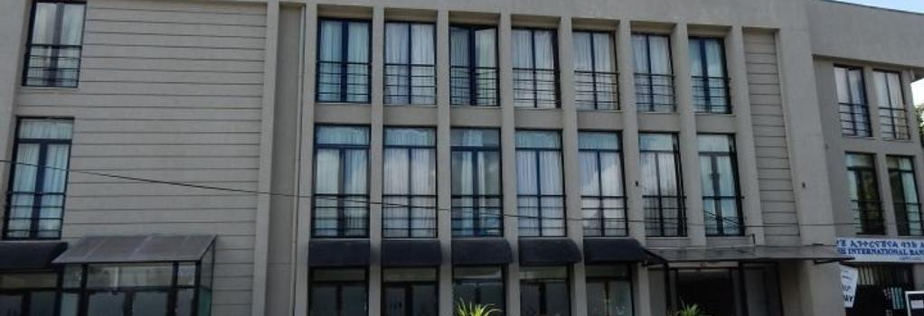 Edna Addis Hotel - Addis Ababa - Building