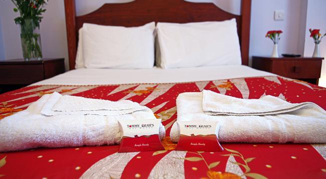 Islington Inn - London - Bedroom