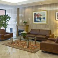 Cartier Place Suite Hotel Lobby