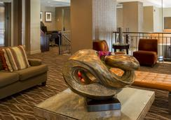Executive Hotel Pacific - Seattle - Lobi
