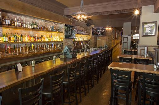 Executive Hotel Pacific - Seattle - Bar