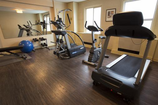 Executive Hotel Pacific - Seattle - Gym