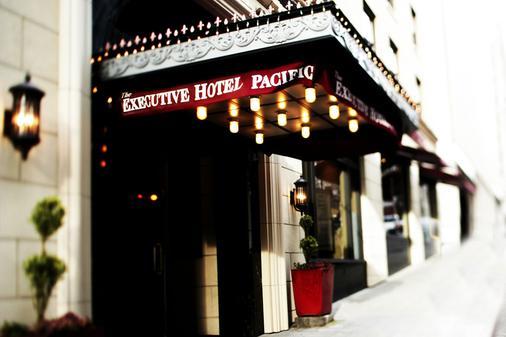 Executive Hotel Pacific - Seattle - Bangunan