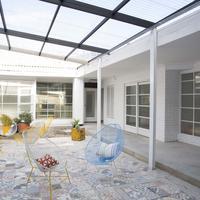 Republica Hostel Terrace/Patio