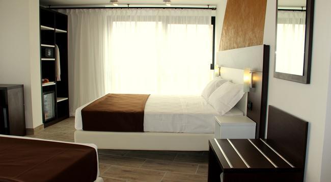 Hotel Luxor Florence - Florence - Bedroom