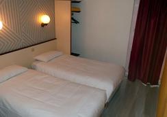 Hotel Crocus Caen Memorial - Caen - Kamar Tidur