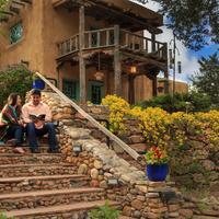 Inn of the Turquoise Bear Garden