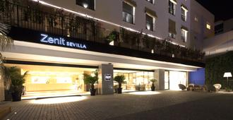 Hotel Zenit Sevilla - Sevilla - Bangunan