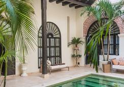 Casa De Alba Hotel Boutique - Cartagena de Indias - Kolam