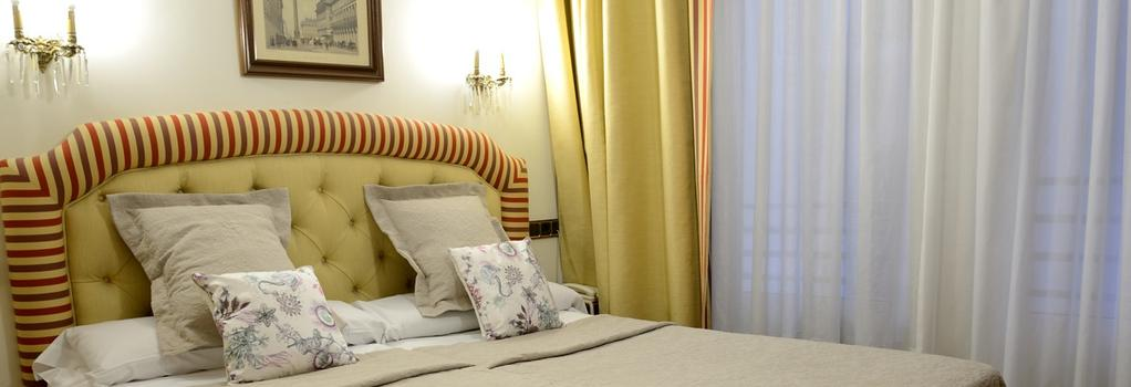 Hostal Arriazu - Pamplona - Bedroom