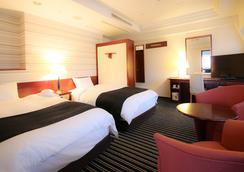 APA Hotel Nishiazabu - Tokyo - Kamar Tidur