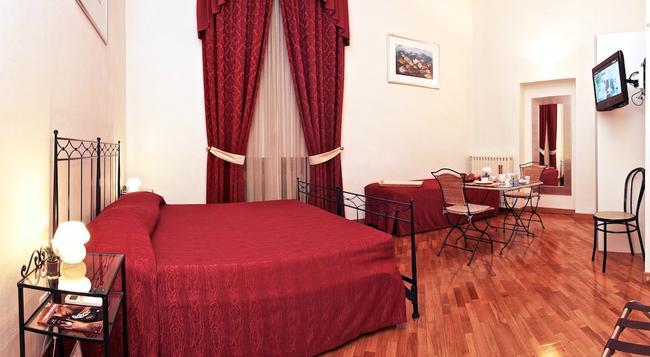 La Locandiera B&B - Florence - Bedroom