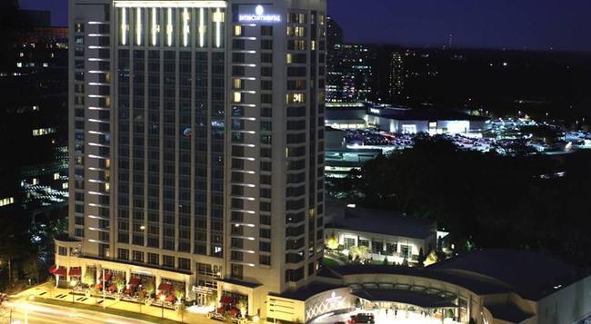 InterContinental Buckhead Atlanta - Atlanta - Building