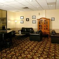 Wyndham Garden Gainesville Lobby Sitting Area