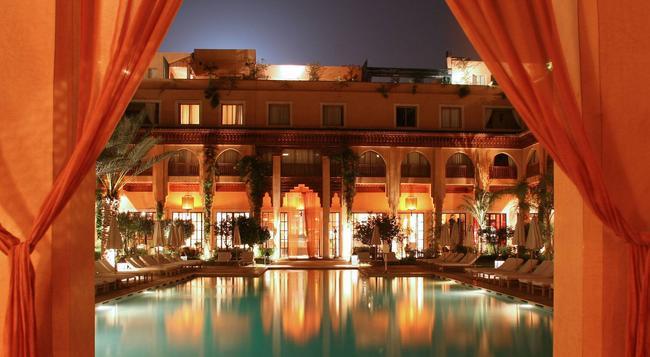 Les Jardins de la Koutoubia - Marrakesh - Building