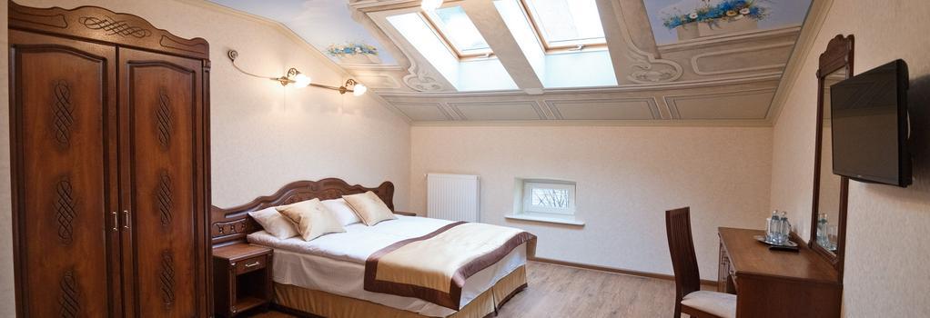 Guest House Inn Lviv - Lviv - Bedroom