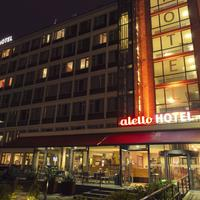 aletto Hotel Kudamm Hotel Front - Evening/Night