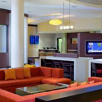 Courtyard by Marriott Miami Airport Lobby
