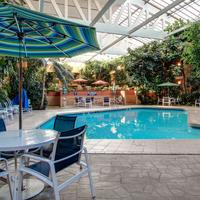 Hotel Elegante Conference & Event Center Indoor Pool