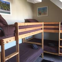 Smarties Surf Lodge Guestroom