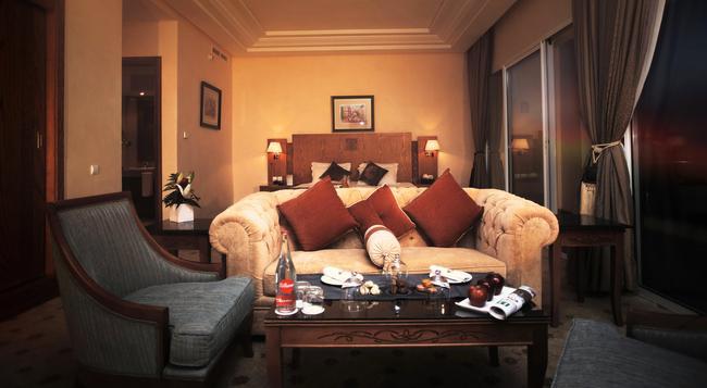 Grand Mogador Sea View & Spa - Tangier - Bedroom