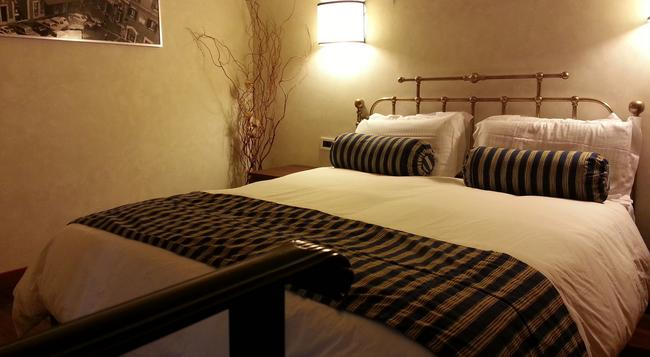 Teichnersuite - Rome - Bedroom