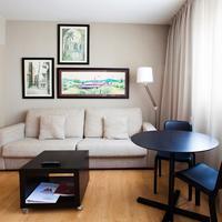 Aparthotel Atenea Barcelona Habitación Premium