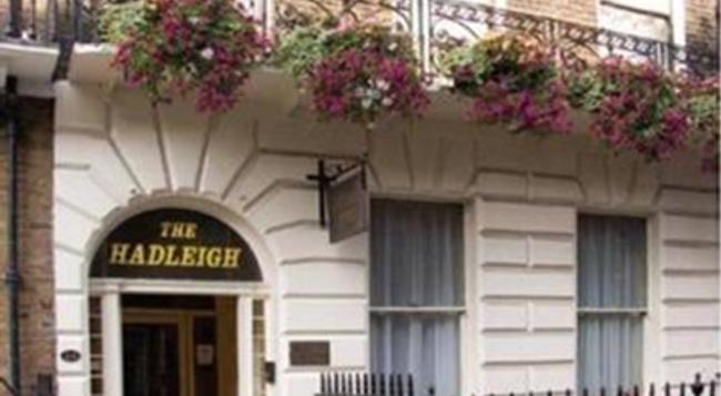 Hadleigh Hotel - London - Building