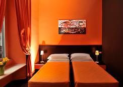 Colors Hotel - Roma - Kamar Tidur