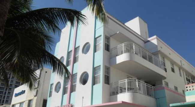 Ocean Surf Hotel - Miami Beach - Building
