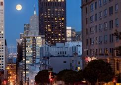 Stanford Court San Francisco - San Francisco - Pemandangan luar