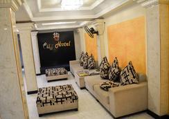 Vj City Hotel - Kolombo - Lobi