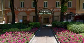 Zanhotel Tre Vecchi - Bologna - Bangunan