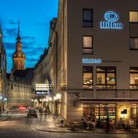 Hilton Dresden Exterior